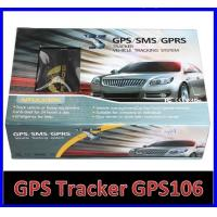 Cheap GPS106 Car Auto Taxi Truck Fleet GPS GSM Tracker W/ Photo Snapshot & Online GPRS for sale