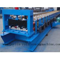 Quality Hydraulic Station For Trough Closed Lader Metal Deck Roll Former Machine Customizable wholesale