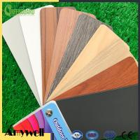 China Amywell high quanlity formaldehyde-free exterior compact laminate uv hpl formica on sale