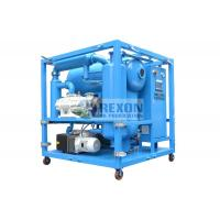 Quality Oil Flow Variable Transformer Oil Purification Machine, Dielectric Oil Filtration System ZYD-150(9000Liters/Hour) wholesale