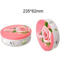 Quality Round Hinged Altoid Case Food Packing Boxes Empty Mint Tin Cans Long Lifespan wholesale