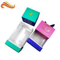 China Clear Disposable Clamshell Packaging Box Customized Shape For Blister Tray on sale