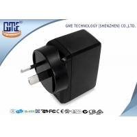 China Energy Saving EN60065 Au Plug 5V 2A Universal USB Power Adapter For Cellphones on sale