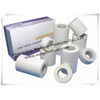 Quality Cotton Adhesive Medical Surgical Tape Zinc Oxide Hypoallergenic wholesale