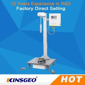 Cheap AC 220V 50Hz ASTM D1709 Falling Dart Impact Tester , Falling Dart Impact Test Equipment  with Weight 70KG for sale