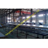 China Corrugated Metal Roofing Sheets , Fire Rated Insulated Roofing Sheets on sale