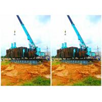 Quality High Speed Hydraulic Pile Driving Machine wholesale