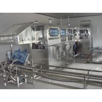 Quality QGF 240  Rinsing Filling Capping Machine , 5 Gallon Bottle 3 In 1 Milling Machine wholesale