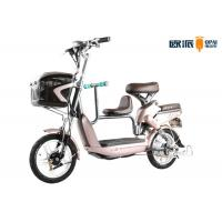 China Pedal Lithium Electric Scooters Bicycles, Electric Bike With Child Seat on sale