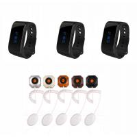 China Wireless  nursing calling system with waterproof watches for nurse and toilet push button on sale
