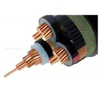 3.6/6kV Three Core Copper XLPE Insulated  Power cable Electrical cable
