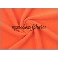 Quality 220gsm Polyester or Nylon Tricot Spandex Brushed Fabric for Thermal Underwear wholesale