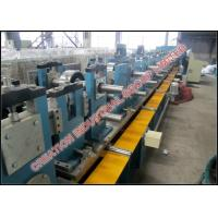 Quality CZ Shapes Interchangeable Purlin Roll Forming Machines with High Speed and Good Quality wholesale