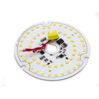 Cheap SMD Seoul 3528 Round HV series LED PCB Module 9W 15W dimmable 200-240V for sale