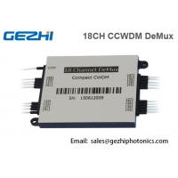 Quality 18 CH CCWDM Mux / DeMux MODULE Optical Passive Multiplexer Components wholesale