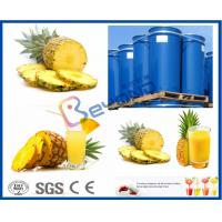 Quality CE Pineapple Juice Extractor / Pineapple Processing Plant For NFC Pineapple Juice Processing wholesale