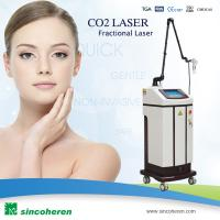 Quality CO2 Fractional Laser Multifunction Beauty Machine For Scar Removal / Skin Resurfacing wholesale