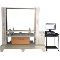Quality Honeycomb Box Package Testing Equipment Servo Control Compression Tester for Paper Box wholesale