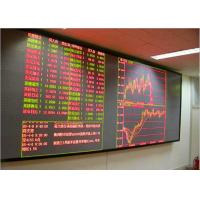Quality P3 Indoor Fixed Installation LED Video Walls HD LED Display for Stock Exchange wholesale