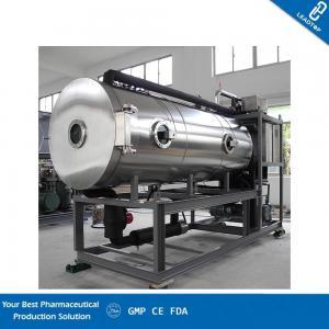China SUS304 Door Material Vacuum Freeze Dryer , Industrial Freeze Drying Equipment on sale