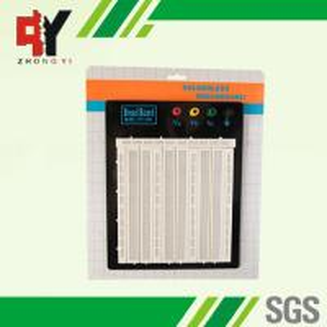 Quality Big Size Soldered Breadboard Electronic Prototype Board 4 Binding Posts wholesale