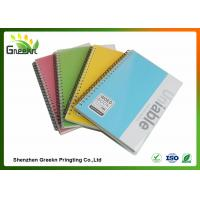 Quality Fashion Portable Spiral Bound Notebook for Supermarket Promotion wholesale