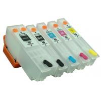 Quality Empty cartridge for Epson XP-530 XP-630 refill cartridge with Auto Reset chip wholesale