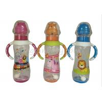 Buy cheap Animal Rattle Design Plastic Standard Neck Baby Bottles With Sensor Base and Handles product