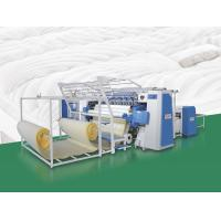 Quality Home Textiles Mattress Cutting Machine Computerized Multi Needle Quilting Machine wholesale