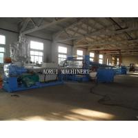 Buy cheap PE PP Wood Plastic Composite Board Extrusion Line , Wood Composite Board Making Machine from wholesalers