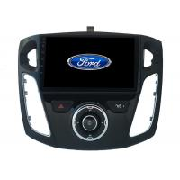 Quality FORD Focus 2015-2017 Android 9.0 Autoradio 2 Din GPS multimedia Support Original Car steering wheel control FOD-1057GDA wholesale