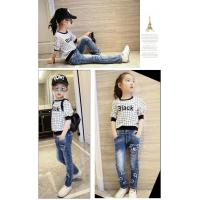 Quality High stretch cheap elastic black water twill denim shorts jeans for girls wholesale