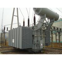 Quality 380 To 440 Volts Oil Immersed Transformer High Efficiency 50hz With Copper Core wholesale