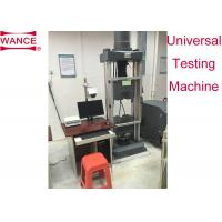 Quality Strand Steel Wire Tensile Testing Machine With Extra Long Jaw Face ASTM A416 Standard wholesale