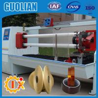 Quality GL-702 Best Price Automatic Crepe Paper Tape Cutting Machine wholesale