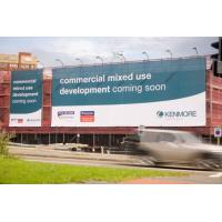 Quality UV Resistant Large Format Mesh Banners 1.02m - 3.20m Width For Outdoor Advertising wholesale