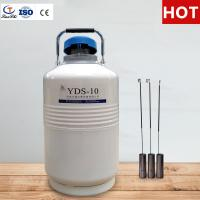 China TianChi liquid nitrogen gas cylinder price 2L in Kiribati Aviation aluminum color manufacturers on sale