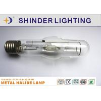 Quality AC220 - 240V 28000lm 250 Watt Metal Halide Lamp / Metal Halide Light Bulb wholesale