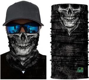 Quality multi choice women head scarf printed colorful face mask custom logo/size bandana,Sport Magic Seamless Custom Gaiter Whi wholesale