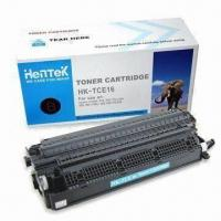 Quality Toner Cartridge with Chip, Suitable for Canon, Available in Black wholesale
