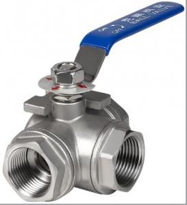 3 port ball valve