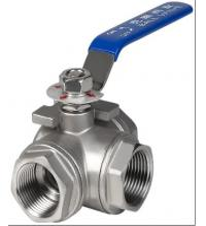 Cheap 3 port ball valve for sale