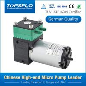 China High performance 12v 24v dc brush diaphragm air pump,Medical Ventilator Pump on sale