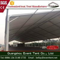 Quality Fire retardant large industrial A Frame Tent for storage / Durable outdoor event tent wholesale
