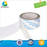 China hot sales OPP film self adhesive double sided tape, 110mic offset printing tapes on sale