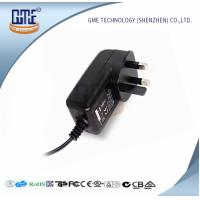 Quality TV Set AC DC Power Adapter UK Plug Wall Mount 550mA max Input current wholesale