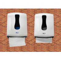 China Robust ABS Commercial Paper Towel Dispensers Multi - Folded Adhesive Installation on sale