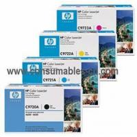 Quality HP C9700A/ C9720A/ C9730A/ Q6000A Color Toner Cartridge wholesale