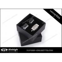 Quality Lancia RDA Dripping Atomizer 22mm Rebuildable RDA 510 Thread With Pyrex Tube wholesale
