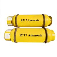 Quality Colorless Natural Ammonia Refrigerant R717 Gas NH3 99.8% Purity CAS 7664 41 7 wholesale
